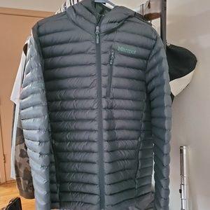 Marmot puffer jacket